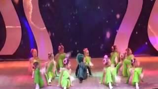 """Танец """"Маленький дракоша""""."""