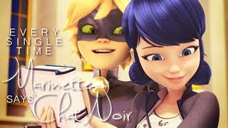 Every Single Time Marinette Says