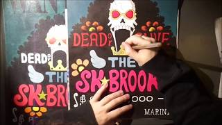 Drawing Wanted of *Soul King* Brook - One Piece.