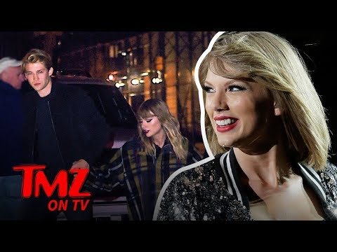 Taylor Swift Takes Her New Boyfriend Public | TMZ TV