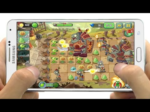 Descarga Impresionante Plantas vs Zombies 2 Mundo Chino