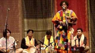 Babukishan Das Baul @ Vancouver Celebrates Diwali 2010