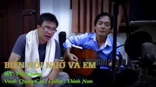 Guitar Cover, Biển Nỗi Nhớ và em, Phú Quang
