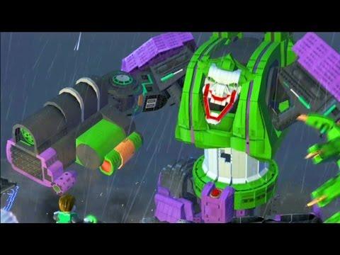 Jogar Lego Batman 2 DC Super Heroes: Desafio da Torre