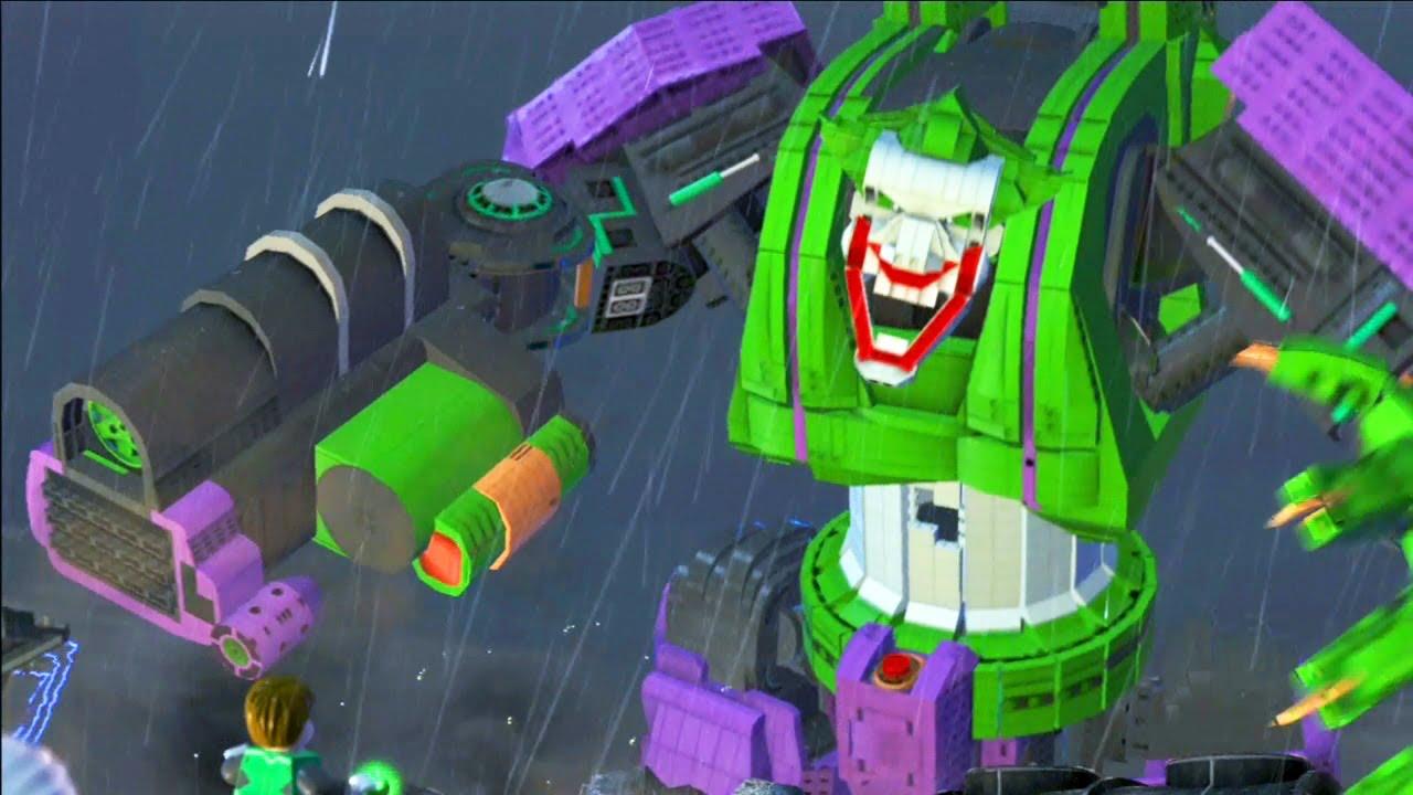 Lego Batman 2 Dc Super Heroes Desafio Da Torre Youtube