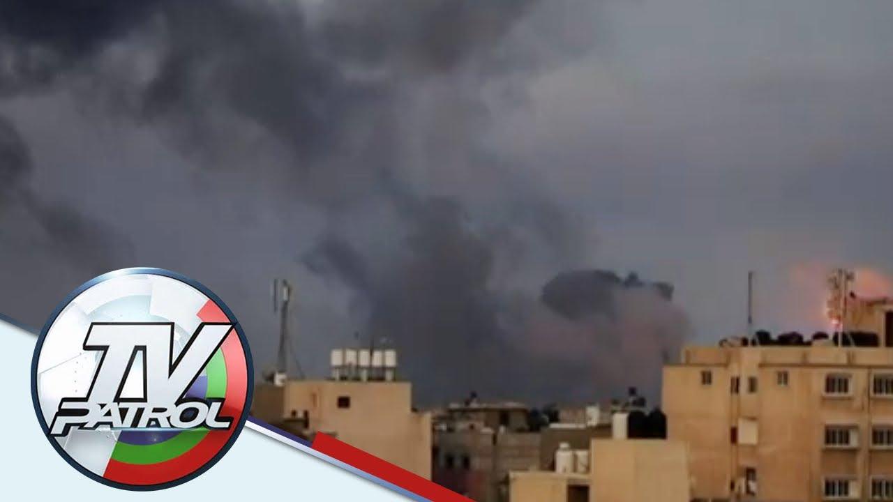 Bagong sigalot sa pagitan ng Palestine, Israel tumindi pa | TV Patrol