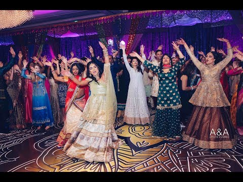 Bollywood & Tollywood Dance Mix (My Sister's Sangeet!) | Deepica Mutyala