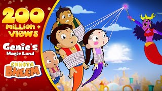 Chhota Bheem Genie's Magic Land | Full