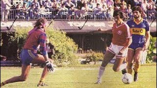Argentinos Juniors 3 vs Boca Juniors 1 1988.avi
