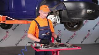VW T4 Transporter reparationslæringer for entusiaster