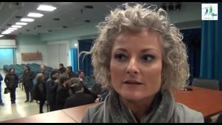 02-12-2016: Ilaria Vagni incontra gli arbitri pugliesi