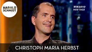 Christoph Maria Herbst | Die Harald Schmidt Show