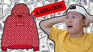 Her er VERDENS dyreste tøj! (1 MILLION KR)