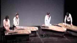2011年3月12日 せんがわ劇場にて 25strings-koto Revolucion Concert Vo...