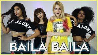 Ozuna- BAILA BAILA BAILA  COREOGRAFIA   A bailar con Maga