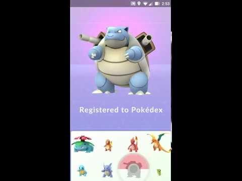 Pokemon Go: All Pokemon Evolution in One Take