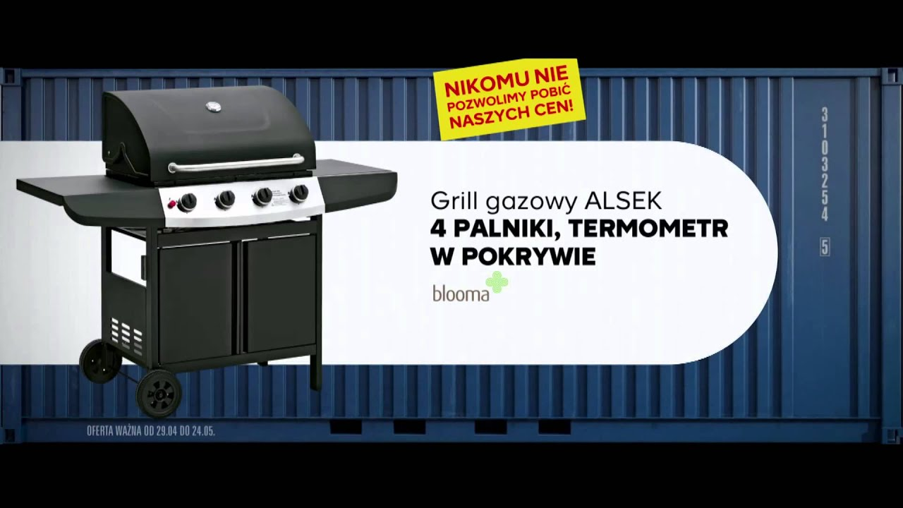 castorama grill youtube