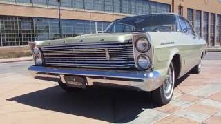 1965 Ford Galaxie 500 390 V-8 Walkaround