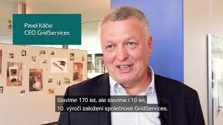 170 let plynárenství v Brně