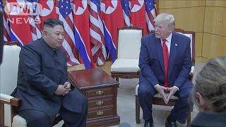 実務者協議の早期再開に前向き・・・北朝鮮が米に伝達(19/07/31)