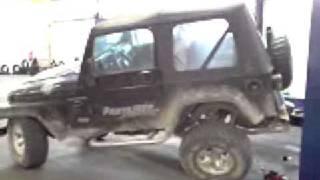 jeep moteur 4l