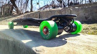 Carvon EVO Electric Skateboard First Impressions