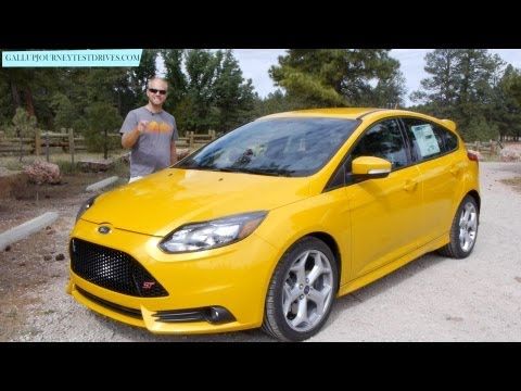 2013 Ford Focus ST: Practical Performance?