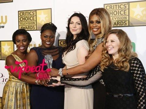 Upbeat Juice - 2014 Television Critics Association Awards