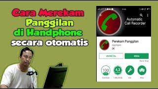 Cara merekam Panggilan di handphone secara otomatis screenshot 1