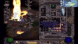 Diablo 2. LOD 1.14D MF Runs EP.10 Andy Farming.