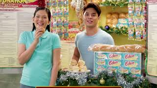 EDEN Cheese proof-of-purchase for Kapuso Milyonation Krismasaya 2018