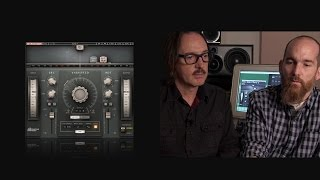Butch Vig and Billy Bush on Waves/Abbey Road Reel ADT