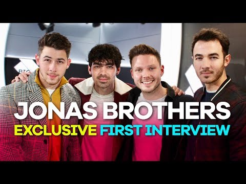 Jonas Brothers FIRST interview: Reunion, weddings & working with Busted Mp3