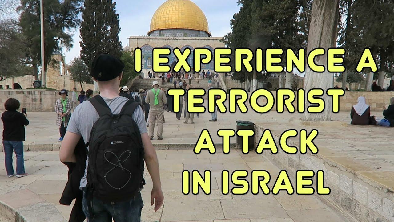 我去以色列遇到的恐怖份子事件: Israel - part 1