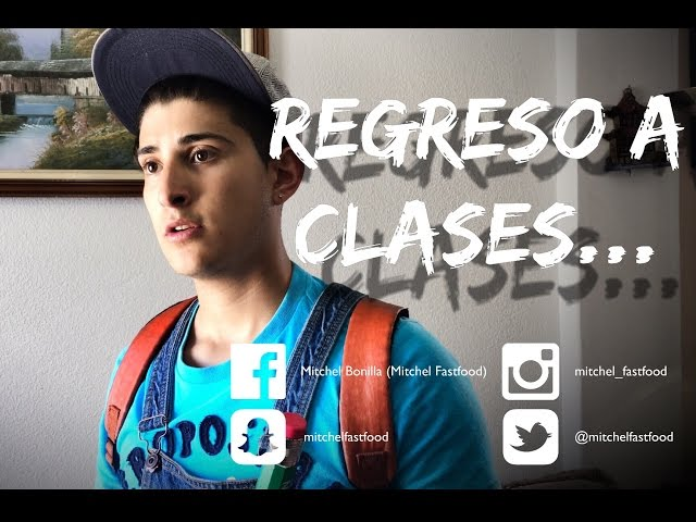 Mitchel Fastfood - Regreso a clases
