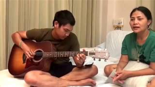 sunaree-สุนารี-ราชสีมา-ร้องเพลงกับลูกชายค่ะ-ดีใจที่เค้ารักดนตรี