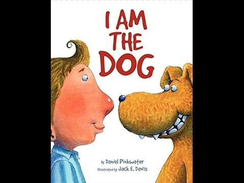 I AM THE DOG. Children's book read aloud. More kids stories over  at the Storytime Castle channel