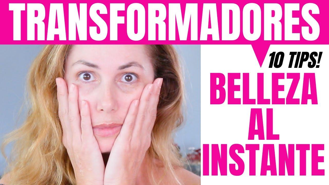 10 tips de Belleza al instante Transformadores   Desiree Lowry
