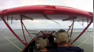 Outer Banks Biplane Air Tour with Wendy and Steve Thumbnail