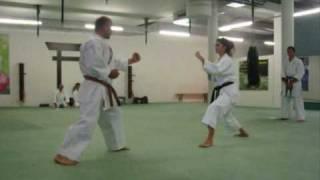 Kata Bunkai Niju Shiho, Jion and Bassai Dai by Karate-Do Winterthur
