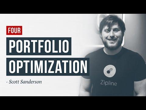 Q4: Portfolio Optimization – Risk Preferences In, Trades Out · Scott Sanderson