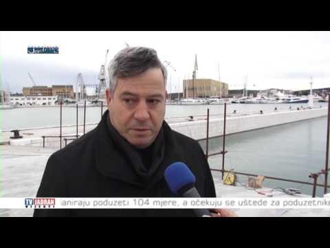 Vijesti Televizije Jadran 05.01.2017.