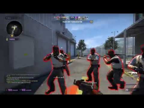 CSGO Hacking in casual with 5dollarcheats