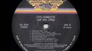 Love Committee - Pass The Buck (Tom Moulton Mix) 1978