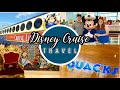 Travel Day | Disney Dream Cruise Vlogs