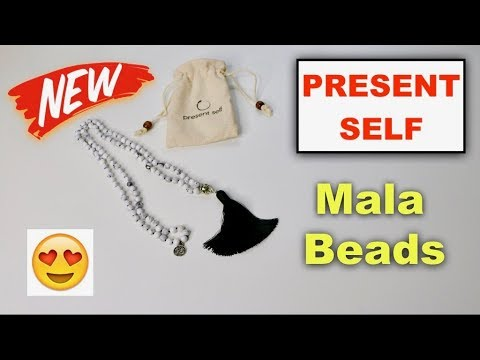 😍  PRESENT SELF Mala Beads - Review      ✅