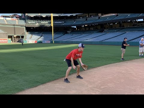 Los Angeles Angels Tryouts