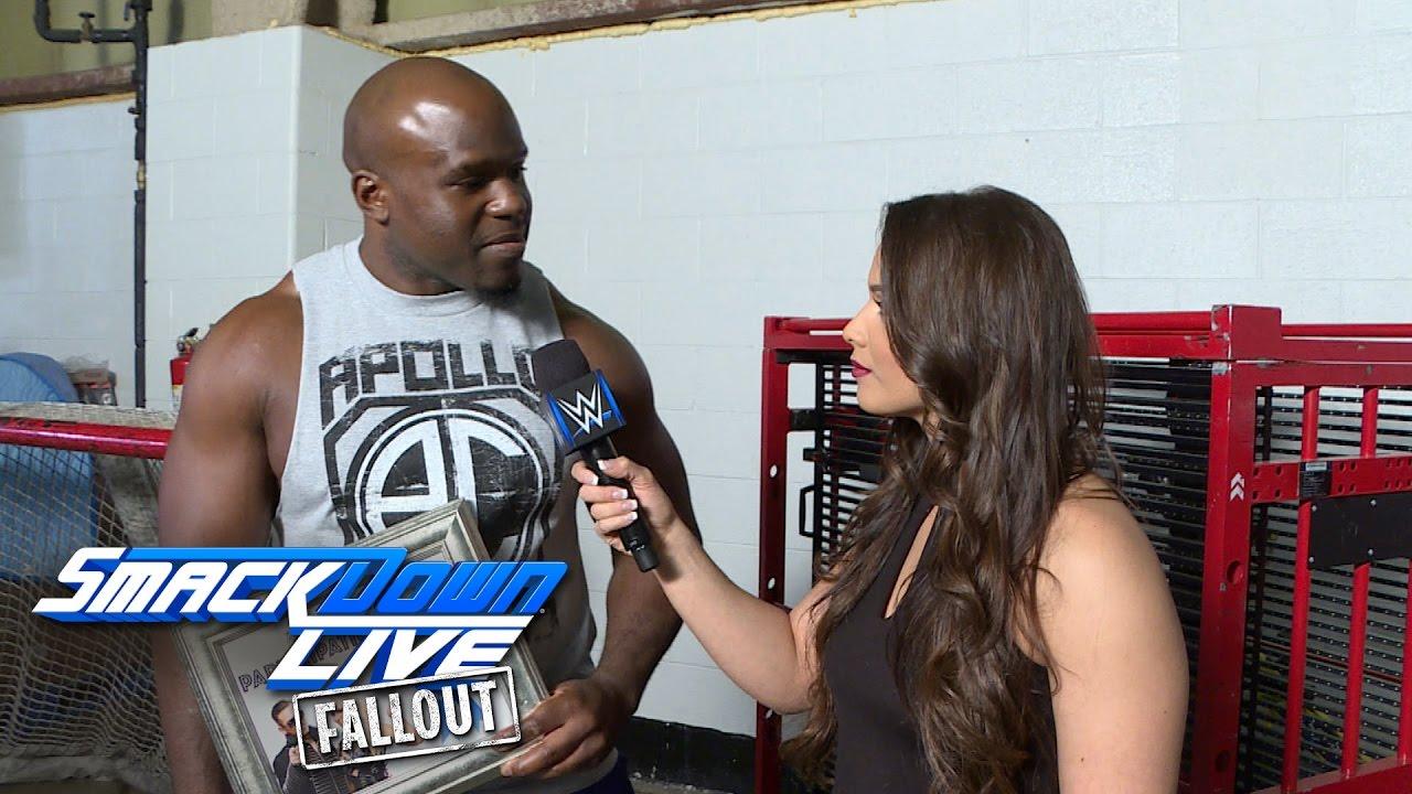 Apollo Crews turns humiliation into motivation: SmackDown LIVE Fallout, Dec. 20, 2016