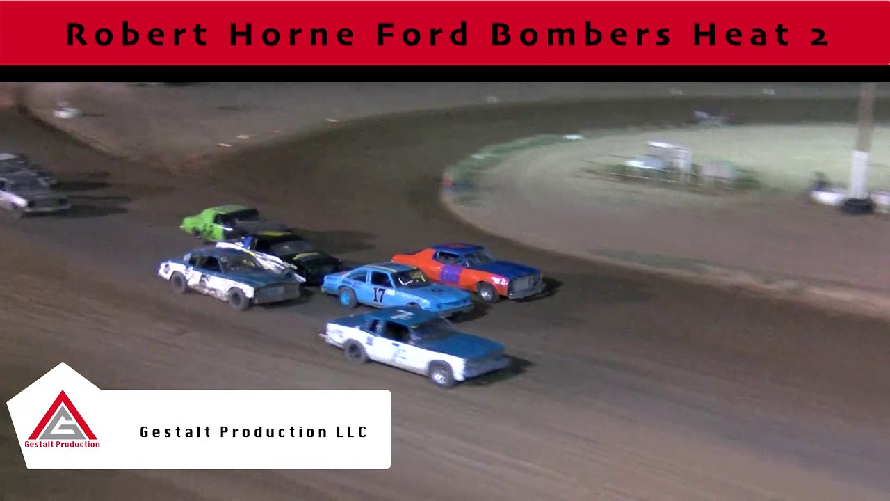 Central Az Speedway Bomber Heats 5.18.19