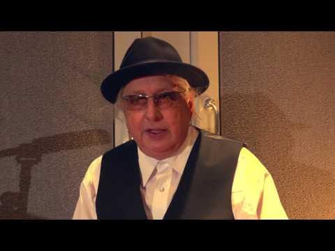 Gary Swan, Hammond artist presenting the Hammond  XK-5